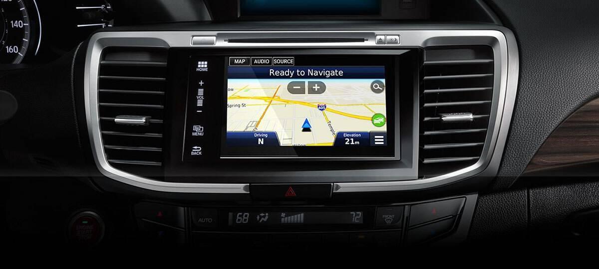 2017 Honda Accord Navigation