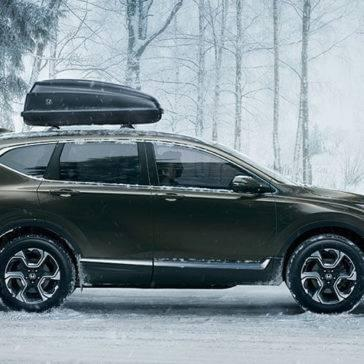 2017 Honda CR-V AWD Touring