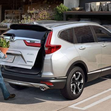 2017 Honda CR-V Touchless Tailgate