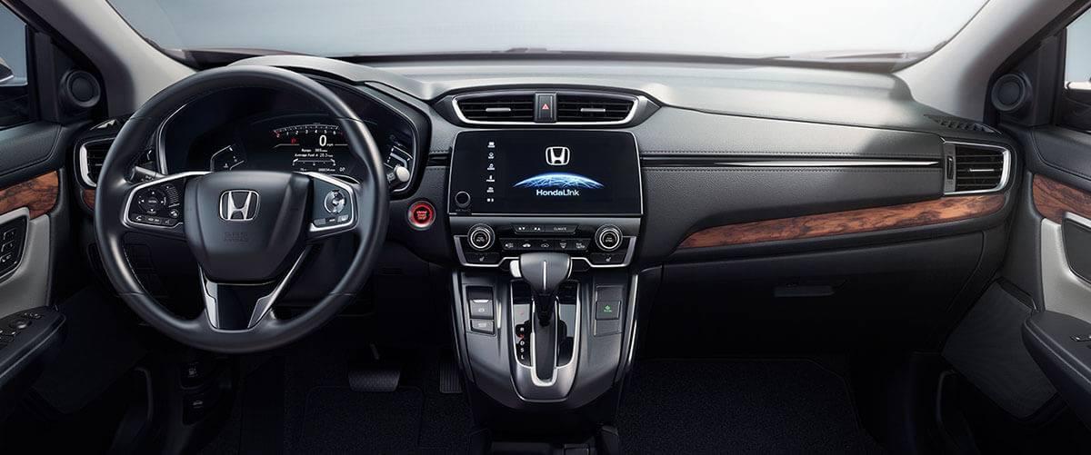 2017 Honda CR-V Interior Dashboard