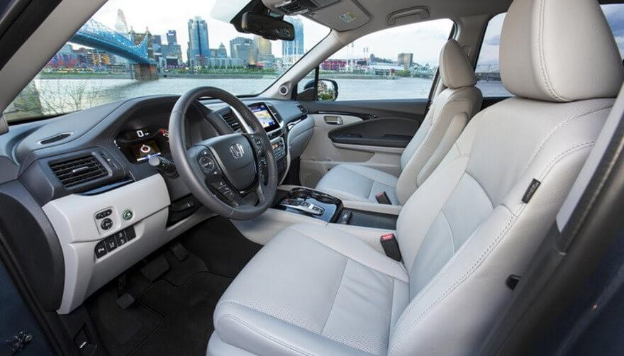 2017 Honda Pilot Interior