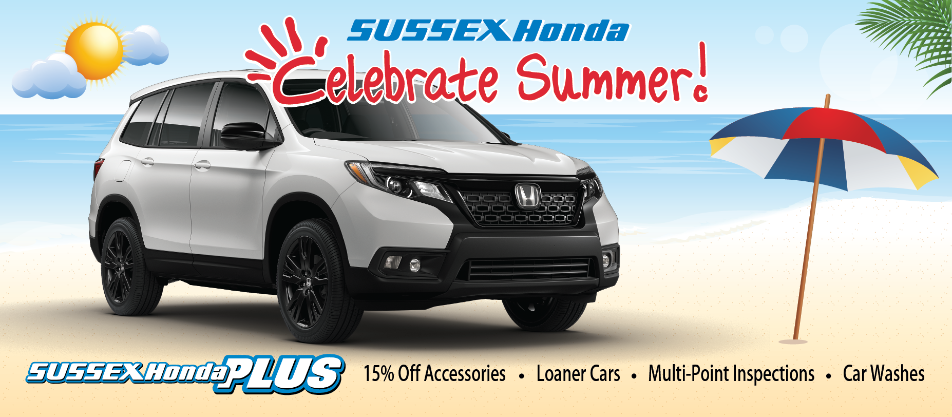 Honda Car Lease >> Current Honda New Vehicle Lease Specials Sussex Honda