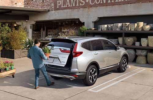 2017 Honda CR-V Foot Activated Tailgate