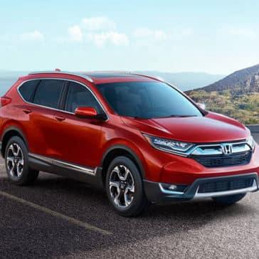 2018 Honda CR-V 1