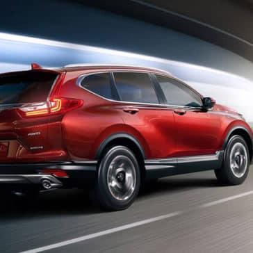 2018 Honda CR-V 2