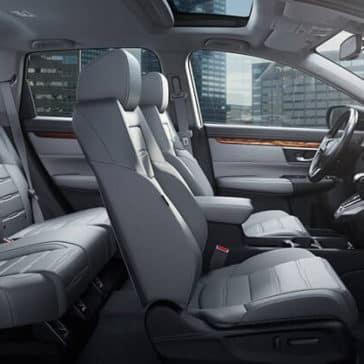 2018 Honda CR-V interior seats