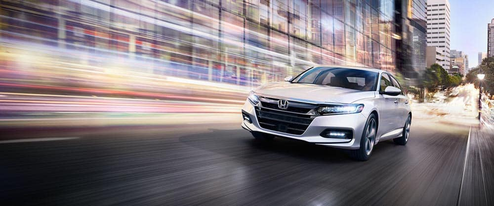 2018 Honda Accord White