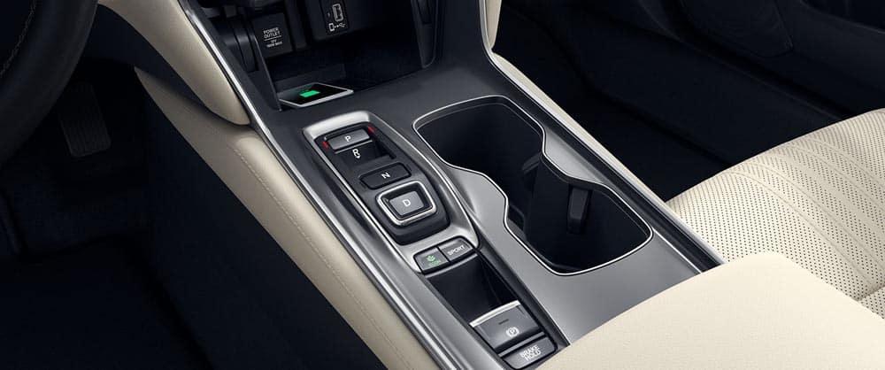 2018 Accord interior electronic gear selector