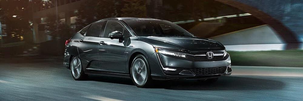Black 2018 Honda Clarity