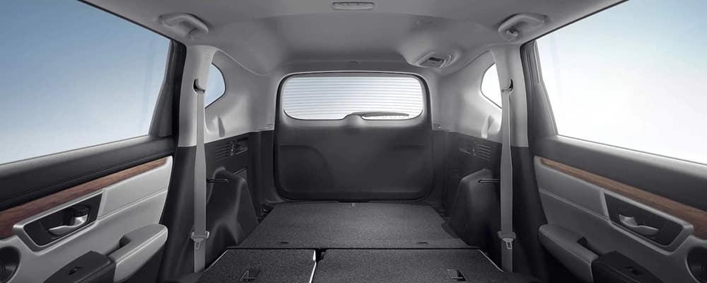 honda cr-v trunk space