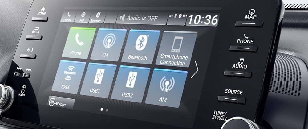 2020 Honda Accord Technology