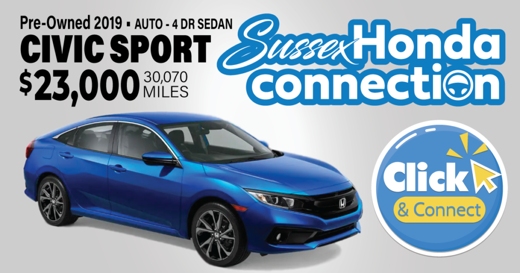 2018 Pre-Owned Honda Civic Sport