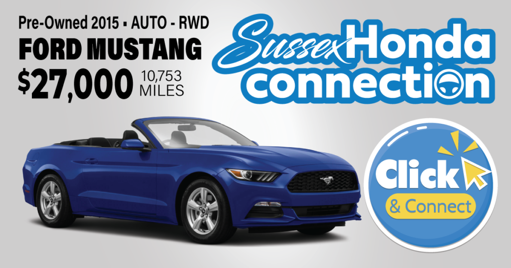 2018 Pre-Owned Ford Mustang Convertible