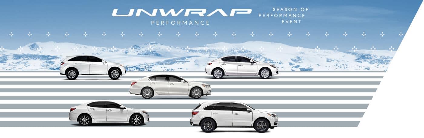Tennessee Acura Season of Performance Sales Event
