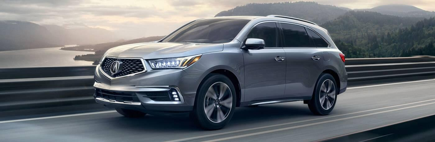Current Acura MDX Offers