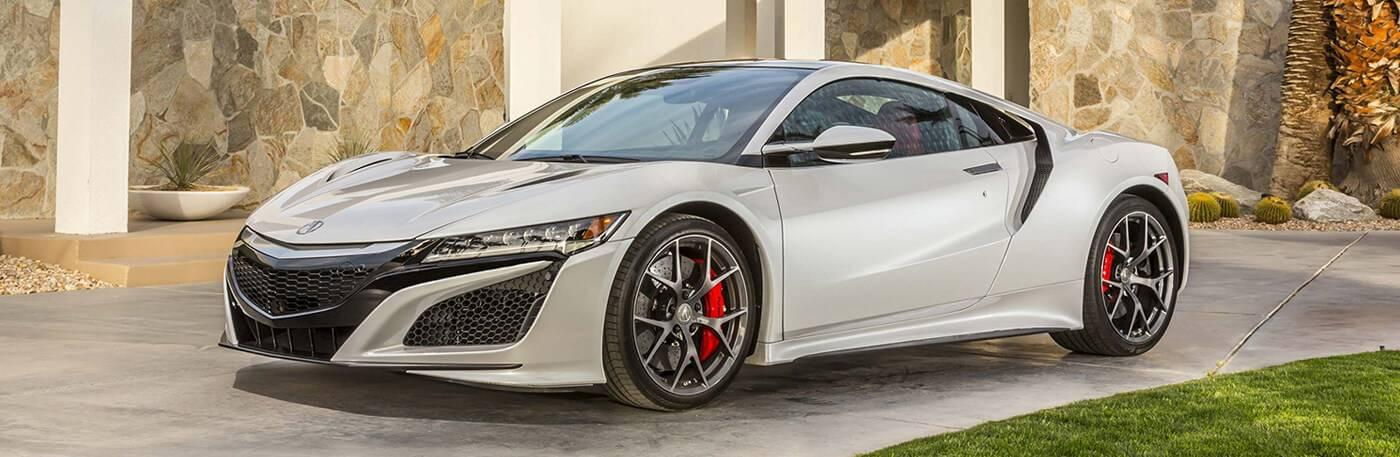 Current Acura NSX Offers