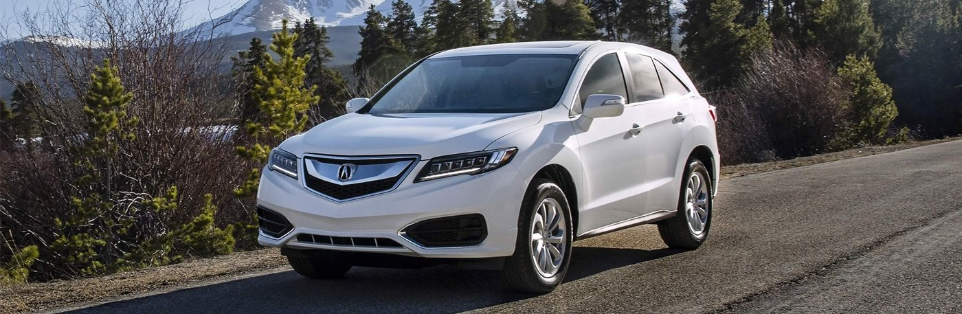 2018 Acura RDX Current Offers Banner