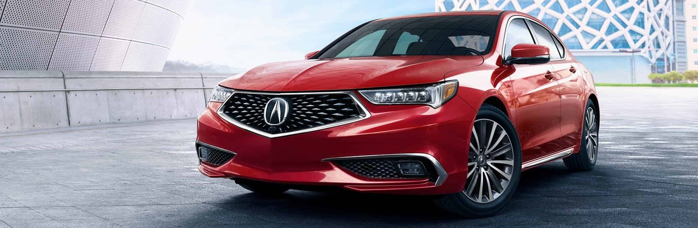 2018 Acura TLX Current Offers Banner