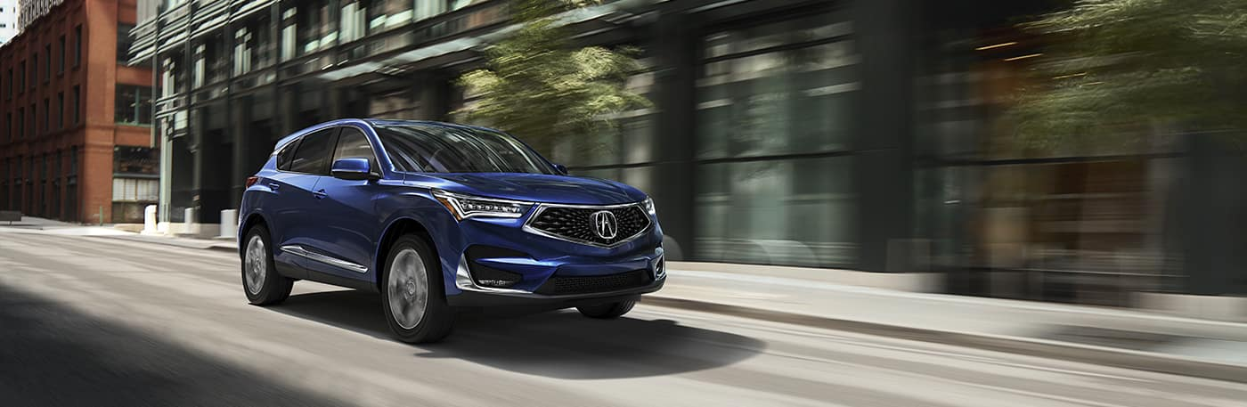 2019 Acura RDX Current Offers Banner