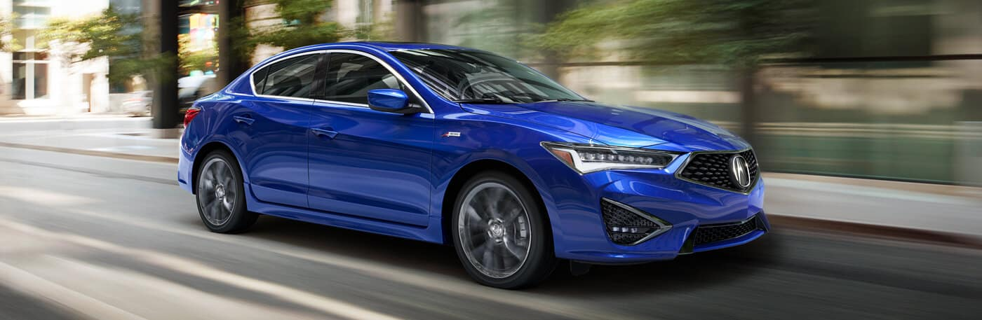2020 Acura ILX Incentives Banner