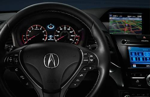 Acura ILX Interior Steering Wheel Great Pictures