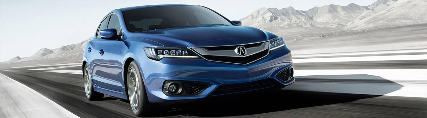Acura ILX Driving
