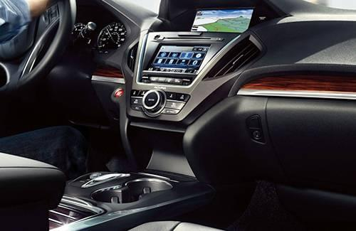 the new 2016 acura mdx vehicle highlights tischer acura. Black Bedroom Furniture Sets. Home Design Ideas