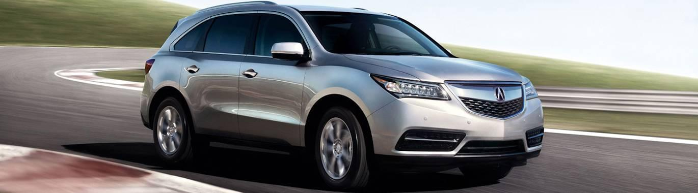 2016 Acura MDX Driving