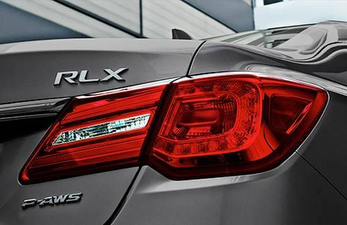 2016 Acura RLX Rear Badge
