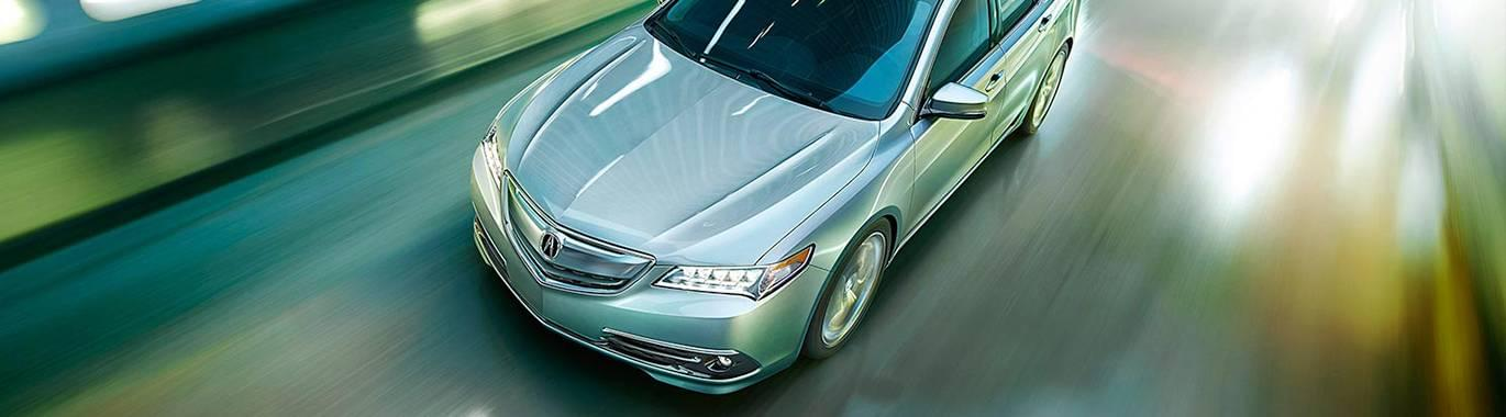2016 Acura TLX Driving