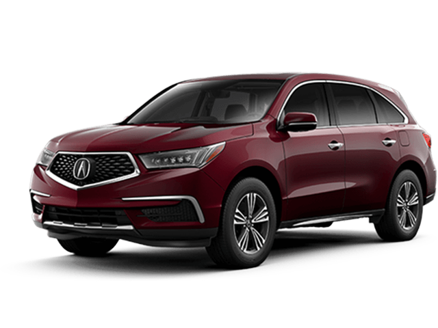 Compare Engine Specs And Cargo Of The Acura RDX And Acura MDX - Acura mdx engine
