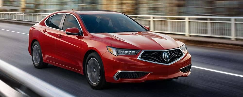 Latest 2019 Acura TLX Technology Features | Technology ...