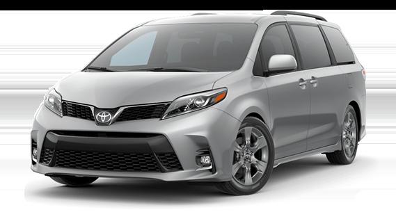 2018 Toyota Sienna Model