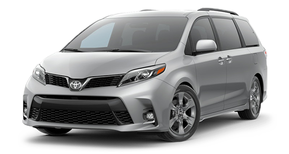 2018 toyota sienna new toyota minivans near orlando. Black Bedroom Furniture Sets. Home Design Ideas