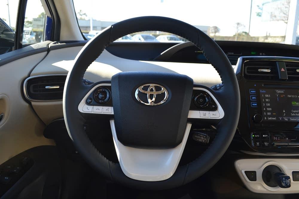 2018 Toyota Prius deals