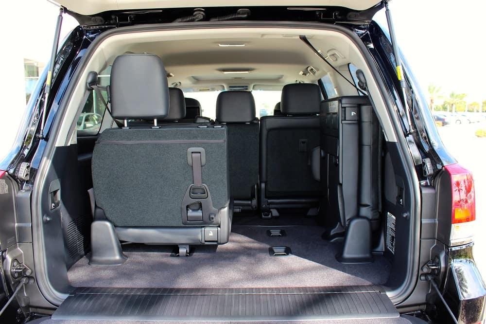 spacious SUV