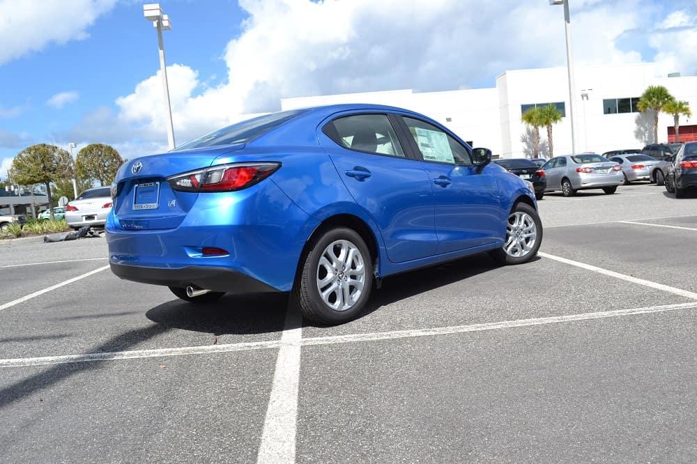 Toyota Yaris near Orlando