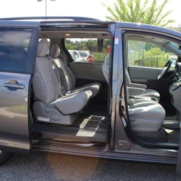 Toyota minivan for sale
