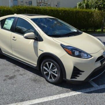 Toyota Prius c deals