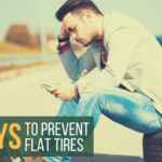 How to Avoid Flat Tires