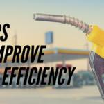 Better fuel efficiency