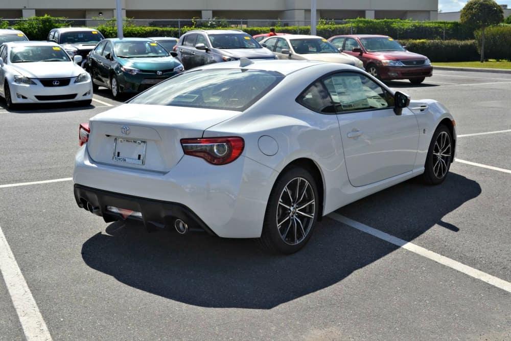 New Toyota 86