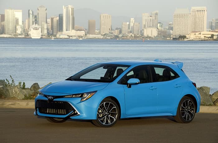 2019 Clermont Toyota Corolla for sale