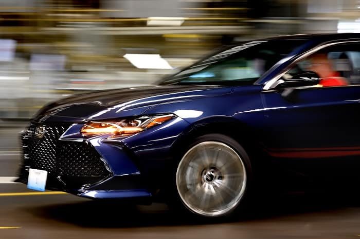 2019 Toyota Avalon Touring for sale