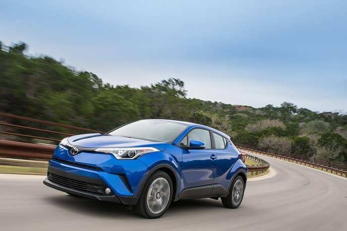 2018 Toyota C-HR for sale