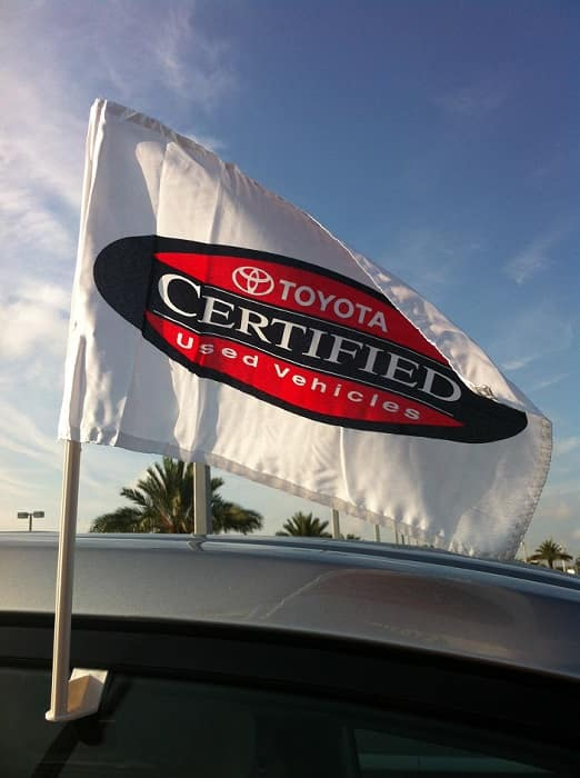 Orlando Toyota Certified Used Cars
