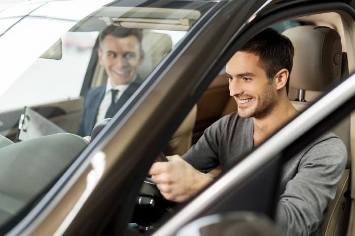 Test drive your first car with Toyota of Clermont