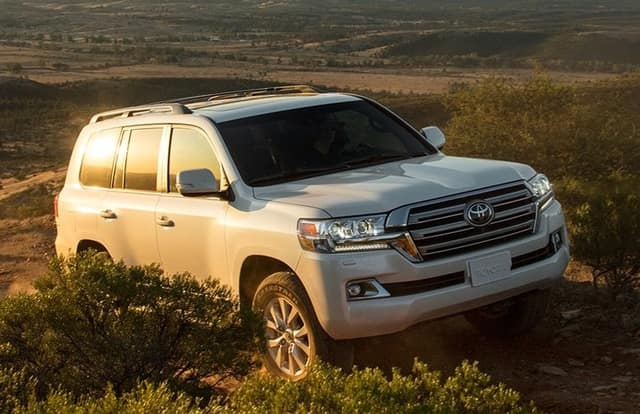 2018 Toyota Land Cruiser for sale!