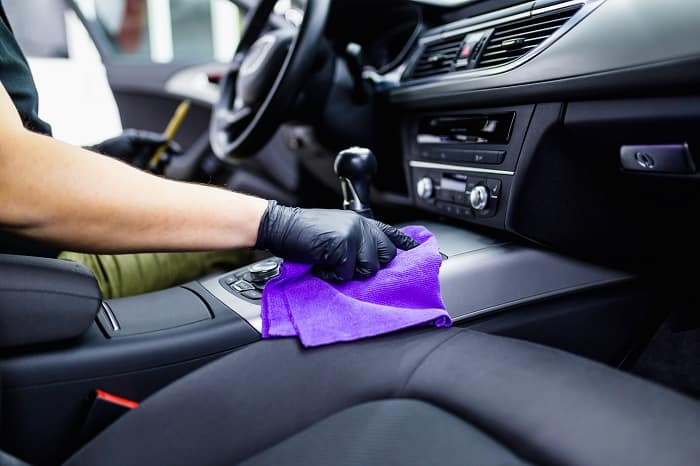 Car interior detailing tips.