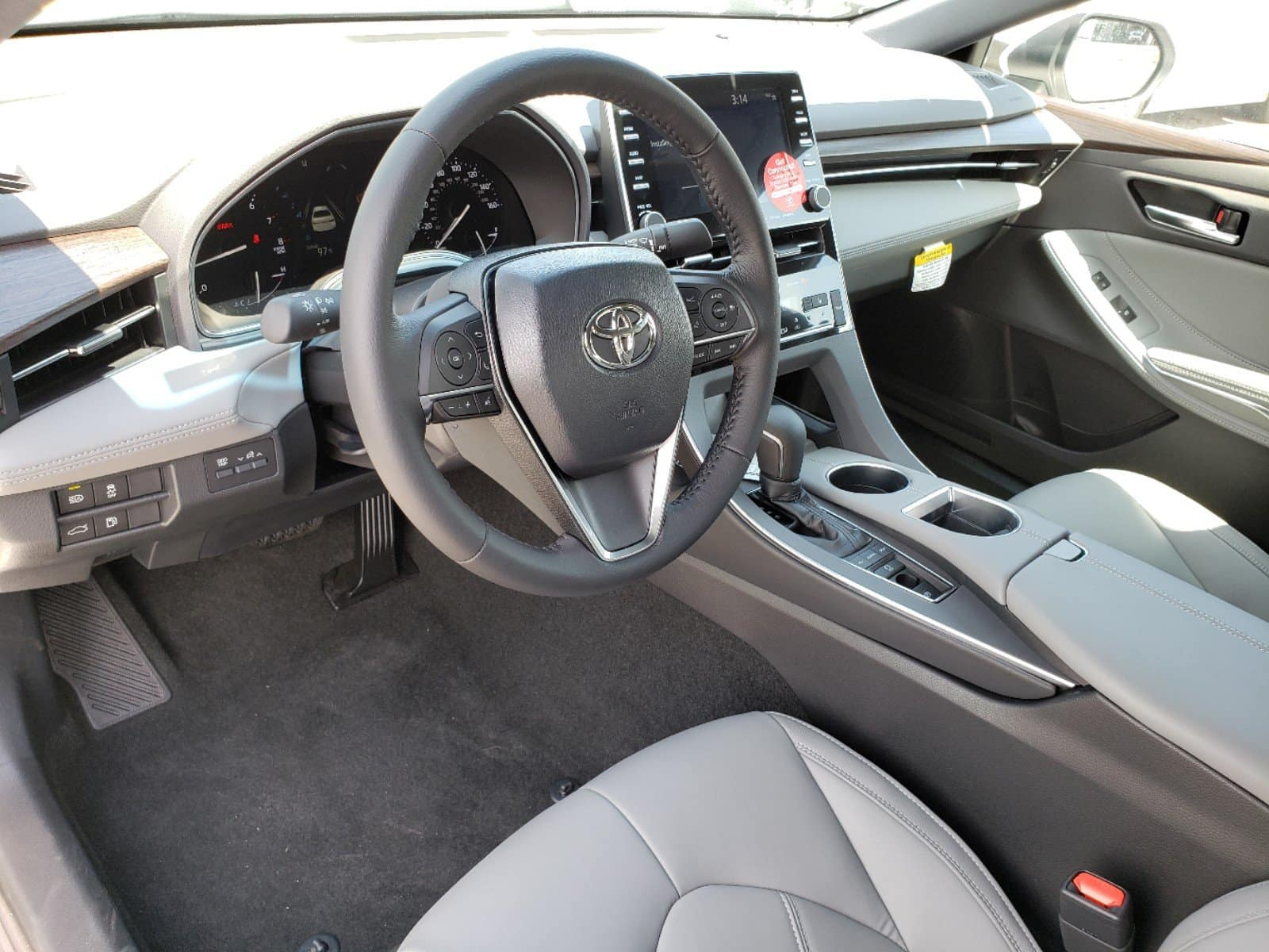 New Toyota Avalon available at Toyota of Clermont